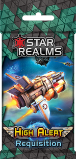 Star Realms: High Alert - Requisition Expansion Pack (PREORDER)