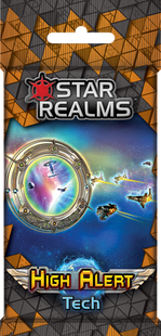 Star Realms: High Alert - Tech Expansion Pack (PREORDER)
