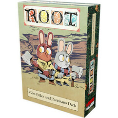 Root: The Exiles & Partisans Deck Expansion
