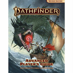 Pathfinder RPG 2nd Edition: Advanced Player's Guide