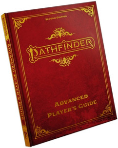 Pathfinder RPG 2nd Edition: Advanced Player's Guide (Special Edition)