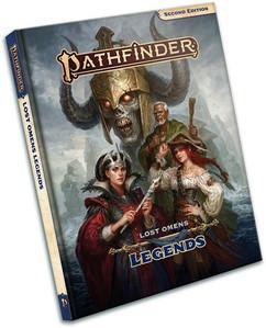 Pathfinder RPG 2nd Edition: Lost Omens - Legends
