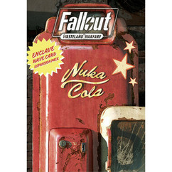 Fallout: Wasteland Warfare - Enclave Wave Card Expansion Pack