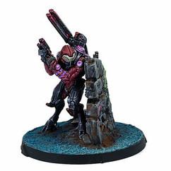 Infinity: Combined Army - Shasvastii Haiduks (MULTI Sniper)