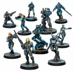 Infinity: Code One - O-12 Action Pack