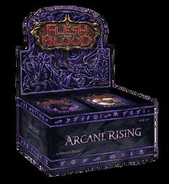 Flesh & Blood TCG: Arcane Rising Unlimited Booster Box (24) (Unlimited Edition) (Bulk Discounts)