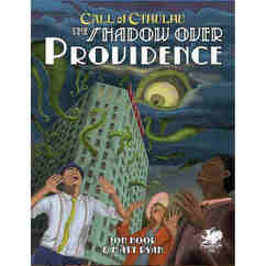 Call of Cthulhu RPG: Shadow over Providence