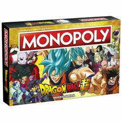 Monopoly: Dragon Ball Super