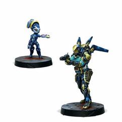 Infinity: O-12 - Delta Unit (Doctor, Yudbot-B)