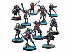 Infinity: Code One - Combined Army Action Pack
