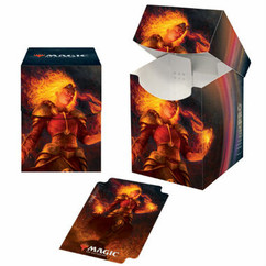 Ultra Pro Deck Box: Core 2021 - Chandra, Heart of Fire (PRO-100+)