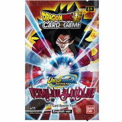 Dragon Ball Super TCG: Unison Warrior Series 02 - Vermilion Bloodline B11 - Booster Pack (2nd Edition)