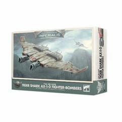 Aeronautica Imperialis: T'au Air Caste - Tiger Shark AX 1-0 Fighter-Bombers