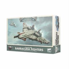 Aeronautica Imperialis: T'au Air Caste - Barracuda Fighters