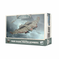 Aeronautica Imperialis: T'au Air Caste - Tiger Shark Fighter-Bombers