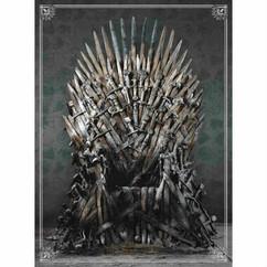 Game of Thrones: Iron Throne Puzzle (1000pcs)