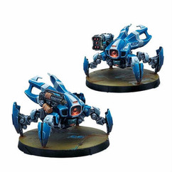 Infinity: Code One - PanOceania - Dronbot Remotes Pack