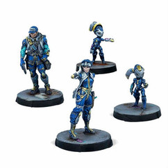 Infinity: Code One - O-12 - Support Pack, Specialized Support Unit Lambda