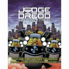 Judge Dredd & the Worlds of 2000 AD RPG