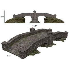 Wizkids Miniatures 4d Settings - Stone Bridge