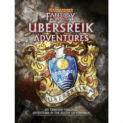 Warhammer Fantasy RPG 4th Edition: Ubersreik Adventures