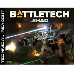 BattleTech: Technical Readout Jihad