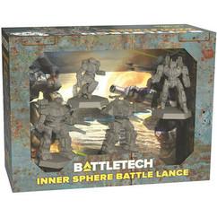 BattleTech: Miniature Force Pack - Inner Sphere Battle Lance (PREORDER)