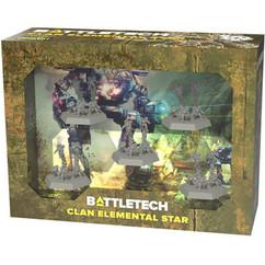 BattleTech: Miniature Force Pack - Elemental Star (PREORDER)