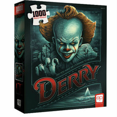 """IT: Chapter Two """"Return to Derry"""" - Puzzle (1000pcs)"""