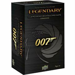 Legendary DBG: 007 James Bond Expansion