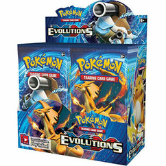 Pokemon: XY Evolutions Booster Box