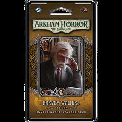 Arkham Horror LCG: Harvey Walters Investigator Starter Deck (On Sale)