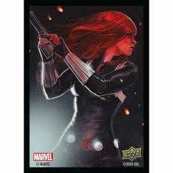 Upper Deck Sleeves: Marvel - Black Widow (65ct)
