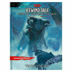 Dungeons & Dragons 5E RPG: Icewind Dale - Rime of the Frostmaiden
