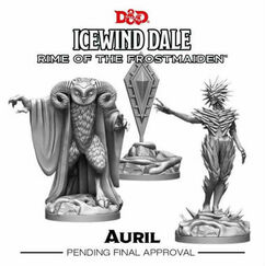 Dungeons & Dragons Miniatures: Icewind Dale - Rime of the Frostmaiden - Auril