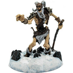 Dungeons & Dragons Miniatures: Collector's Series - Icewind Dale - Rime of the Frostmaiden - Frost Giant Skeleton