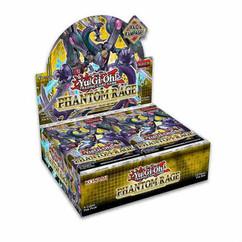 Yu-Gi-Oh!: Phantom Rage Booster Box 1st Edition