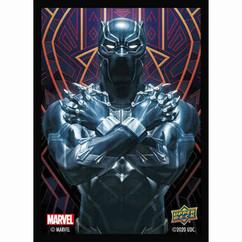 Upper Deck Sleeves: Marvel - Black Panther (65ct)