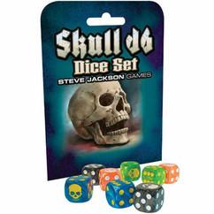 Skull D6 Dice Set