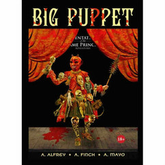 Lamentations of the Flame Princess RPG: Big Puppet