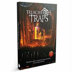 Treacherous Traps RPG (5E)