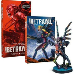 Infinity: Betrayal Graphic Novel w/ Exclusive Ko Dali Figure (Limited Edition)