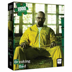 "Breaking Bad: ""Breaking Bad"" Puzzle (1000pcs)"