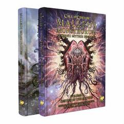 Call of Cthulhu 7th Edition RPG: Malleus Monstrorum - Cthulhu Mythos Bestiary I & II