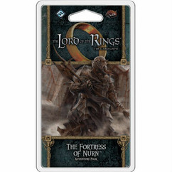 The Lord of the Rings LCG: The Fortress of Nurn Adventure Pack