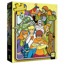 """Scooby-Doo: """"Those Meddling Kids!"""" Puzzle (1000pcs)"""