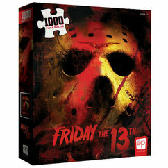 """Friday the 13th: """"Friday the 13th"""" Puzzle (1000pcs)"""