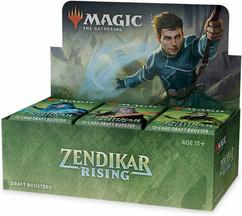 Magic: The Gathering - Zendikar Rising Booster Box