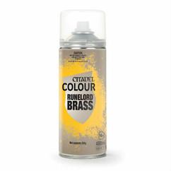 Citadel Paint: Runelord Brass Spray
