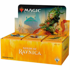 Magic: The Gathering - Guilds of Ravnica Booster Box